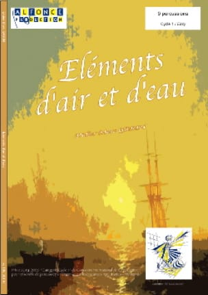 Eléments D' Air Et D' Eau - Didier Marc Garin - laflutedepan.com