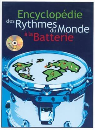 Manu Maugain - Encyclopedia Rhythms of the World on the Drums - Sheet Music - di-arezzo.com