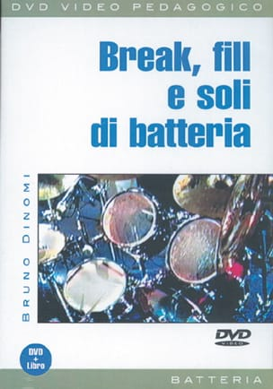 Marc Varez - DVD - Break, Fills - Solos de Batterie - Sheet Music - di-arezzo.co.uk