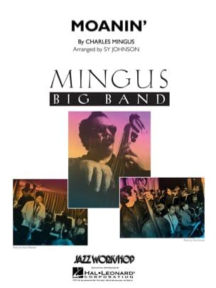 Moanin' Charles Mingus Partition ENSEMBLES - laflutedepan