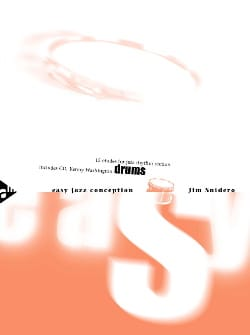 Jim Snidero - Easy Jazz Design For Drums - Sheet Music - di-arezzo.com