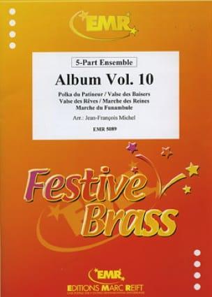 5-Part Ensemble Album Volume 10 - Partition - laflutedepan.com