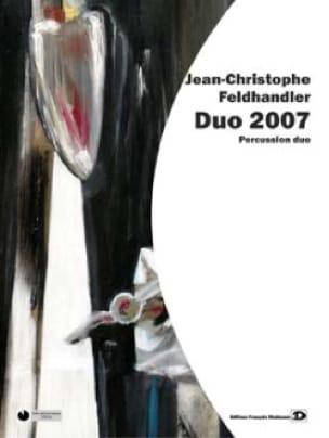 Duo 2007 - Jean-Christophe Feldhandler - Partition - laflutedepan.com