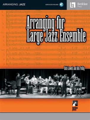 Lowell Dick / Pullig Ken - Arranging For Large Jazz Ensemble - Sheet Music - di-arezzo.co.uk
