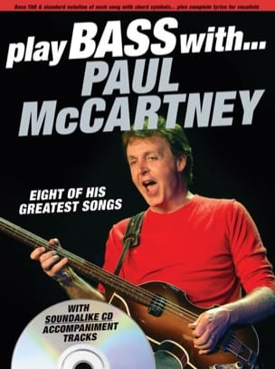 Play Bass With... Paul Mccartney - Paul Mccartney - laflutedepan.com