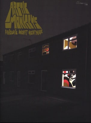 Favourite Worst Nightmare - Arctic Monkeys - laflutedepan.com