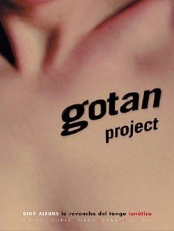 Gotan Project - Songbook la Revancha Del Tango - Lunatico - Sheet Music - di-arezzo.co.uk