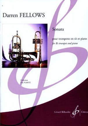 Sonata - Darren Fellows - Partition - Trompette - laflutedepan.com
