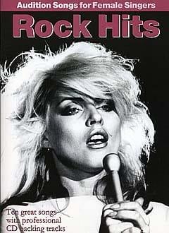 - Escuchar canciones para cantantes femeninas Rock Hits - Partitura - di-arezzo.es