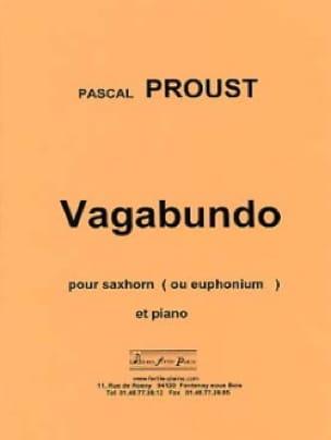 Pascal Proust - Vagabundo - Partition - di-arezzo.fr