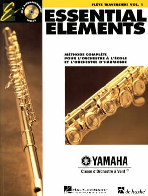 Essential Elements. Flûte Traversière Volume 1 laflutedepan