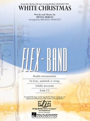 Irving Berlin - White Christmas - FlexBand - Sheet Music - di-arezzo.com