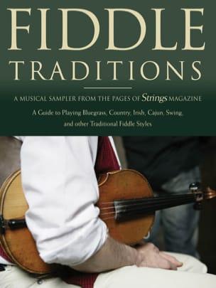 Fiddle Traditions. Violon - Partition - Violon - laflutedepan.com