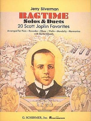 Ragtime Solos & Duets Scott Joplin Partition laflutedepan