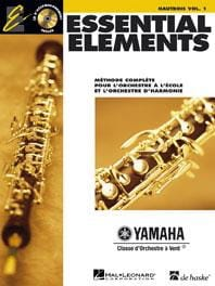 - Essential Elements. Hautbois Volume 1 - Partition - di-arezzo.fr