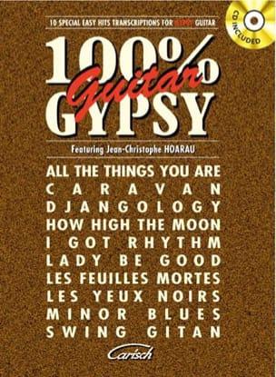 - 100% Gypsy Guitar - Partition - di-arezzo.fr