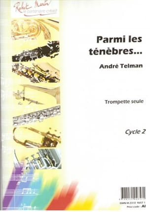André Telman - Parmi les Ténèbres... - Partition - di-arezzo.fr