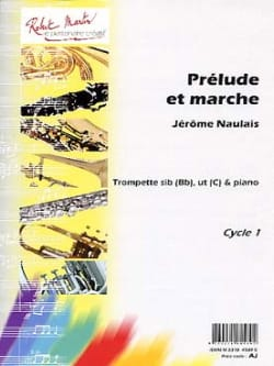 Jérôme Naulais - Prelude And Walking - Sheet Music - di-arezzo.com