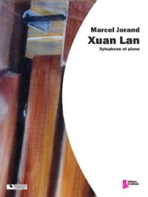 Xuan Lan - Marcel Jorand - Partition - Xylophone - laflutedepan.com