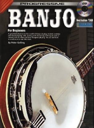 Progressive Banjo Peter Gelling Partition laflutedepan
