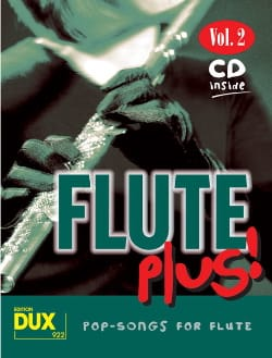Flute plus! volume 2 - Partition - di-arezzo.fr