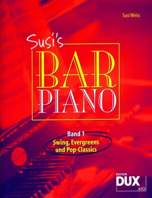 Susi's bar piano volume 1 - Partition - di-arezzo.fr