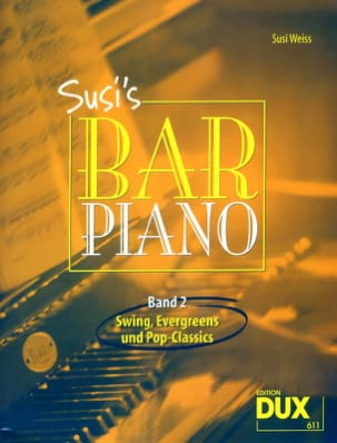 Susi's bar piano volume 2 - Partition - di-arezzo.fr
