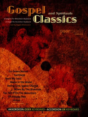- Gospel And Spirituals Classics - Sheet Music - di-arezzo.co.uk