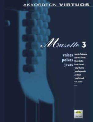 Akkordeon Virtuos - Musette 3 - Partition - laflutedepan.com