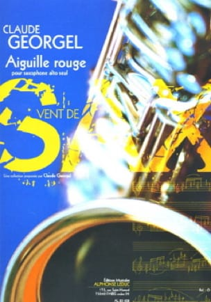 Aiguille Rouge - Claude Georgel - Partition - laflutedepan.com