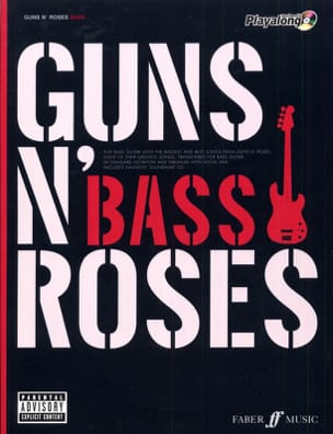 Guns N' Roses - Authentic Playalong Guns N' Roses - Partition - di-arezzo.fr