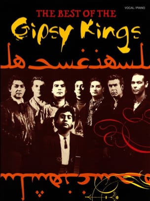 Les Gipsy Kings - The Best Of The Gipsy Kings - Partition - di-arezzo.fr