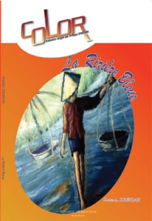 La Rizière Bleue - Frédéric Jourdan - Partition - laflutedepan.com