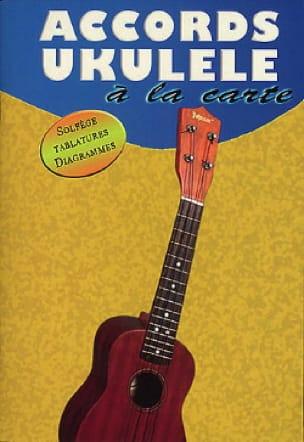 Jim Paige - Accords Ukulélé A la Carte - Partition - di-arezzo.fr