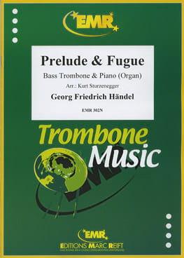 Prélude Et Fugue - Georg Friedrich Haendel - laflutedepan.com