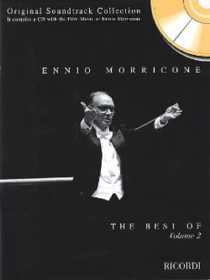 Ennio Morricone - The Best Of Volume 2 - Partition - di-arezzo.fr