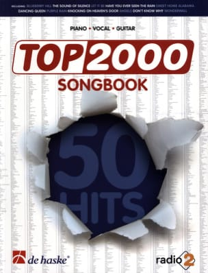 - Top 2000 Songbook - Partition - di-arezzo.ch