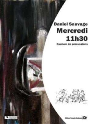 Daniel Sauvage - Mercredi 11h30 - Partition - di-arezzo.fr