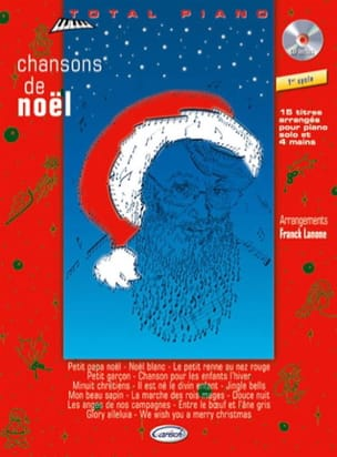 - Total Piano Collection - Christmas Songs - Sheet Music - di-arezzo.co.uk