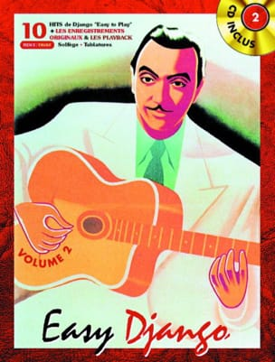 Django Reinhardt - Easy Django Volume 2 - Sheet Music - di-arezzo.co.uk