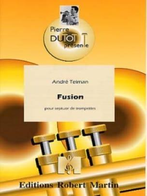 Fusion - André Telman - Partition - Trompette - laflutedepan.com
