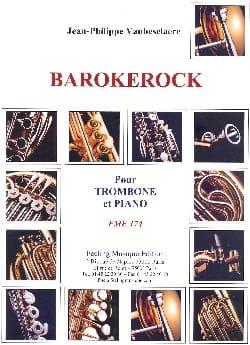 Jean-Philippe Vanbeselaere - Barokerock - Sheet Music - di-arezzo.com