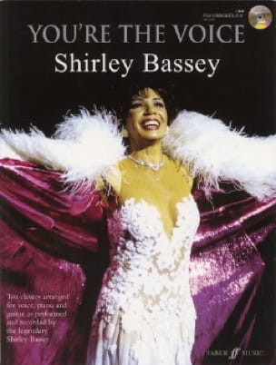 Shirley Bassey - You're The Voice - Partition - di-arezzo.fr