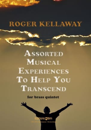 Roger Kellaway - Assorted Musical Experiences To Help You Transcend - Partition - di-arezzo.fr