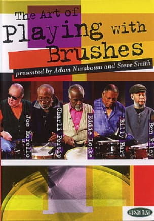 DVD - The Art Of Playing With Brushes - Sheet Music - di-arezzo.co.uk