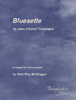 Jean (Toots) Thielmans - Bluesette - Sheet Music - di-arezzo.com