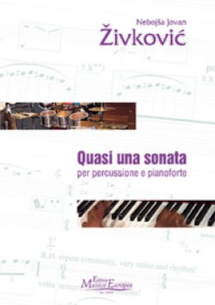 Nebojsa jovan Zivkovic - Almost Una Sonata Opus 29 - Sheet Music - di-arezzo.co.uk