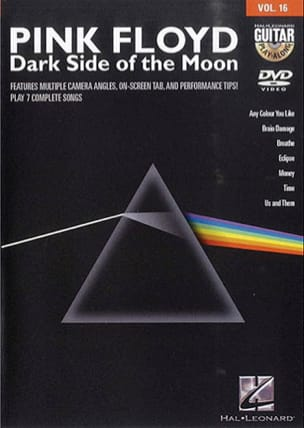 Floyd Pink - DVD - Dark Side Of The Moon Volume 16 - Sheet Music - di-arezzo.com