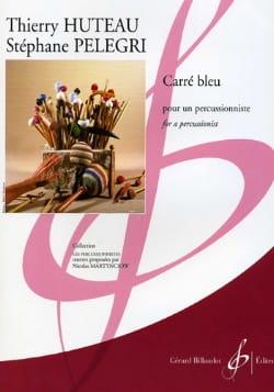 Carré Bleu Huteau Thierry / Pelegri Stéphane Partition laflutedepan