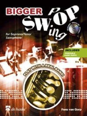 Bigger Swop - Gorp Fons Van - Partition - Saxophone - laflutedepan.com